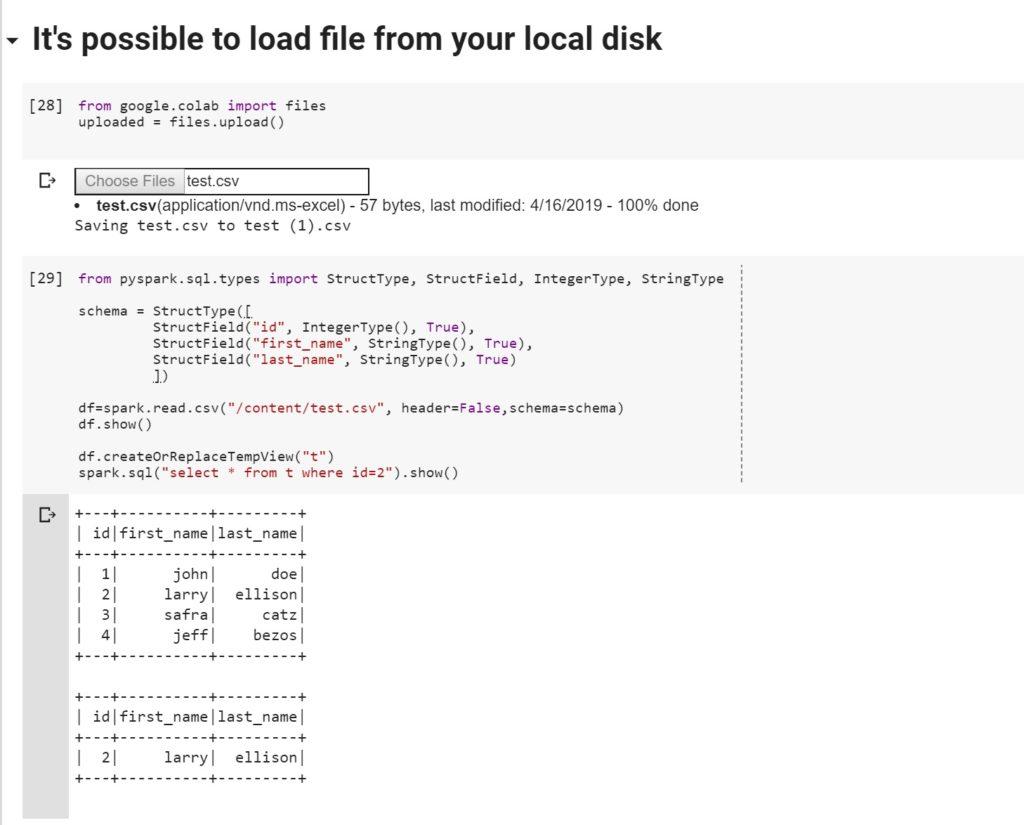 GoogleColab Files